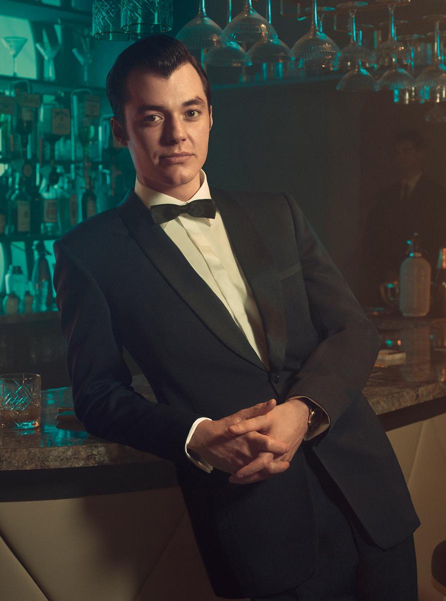 Alfred Pennyworth (Pennyworth TV Series)