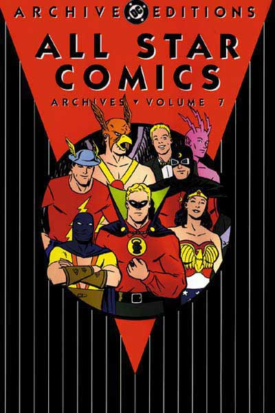 All-Star Comics Archives Vol. 7 (Collected)