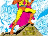 Baron Blitzkrieg (New Earth)