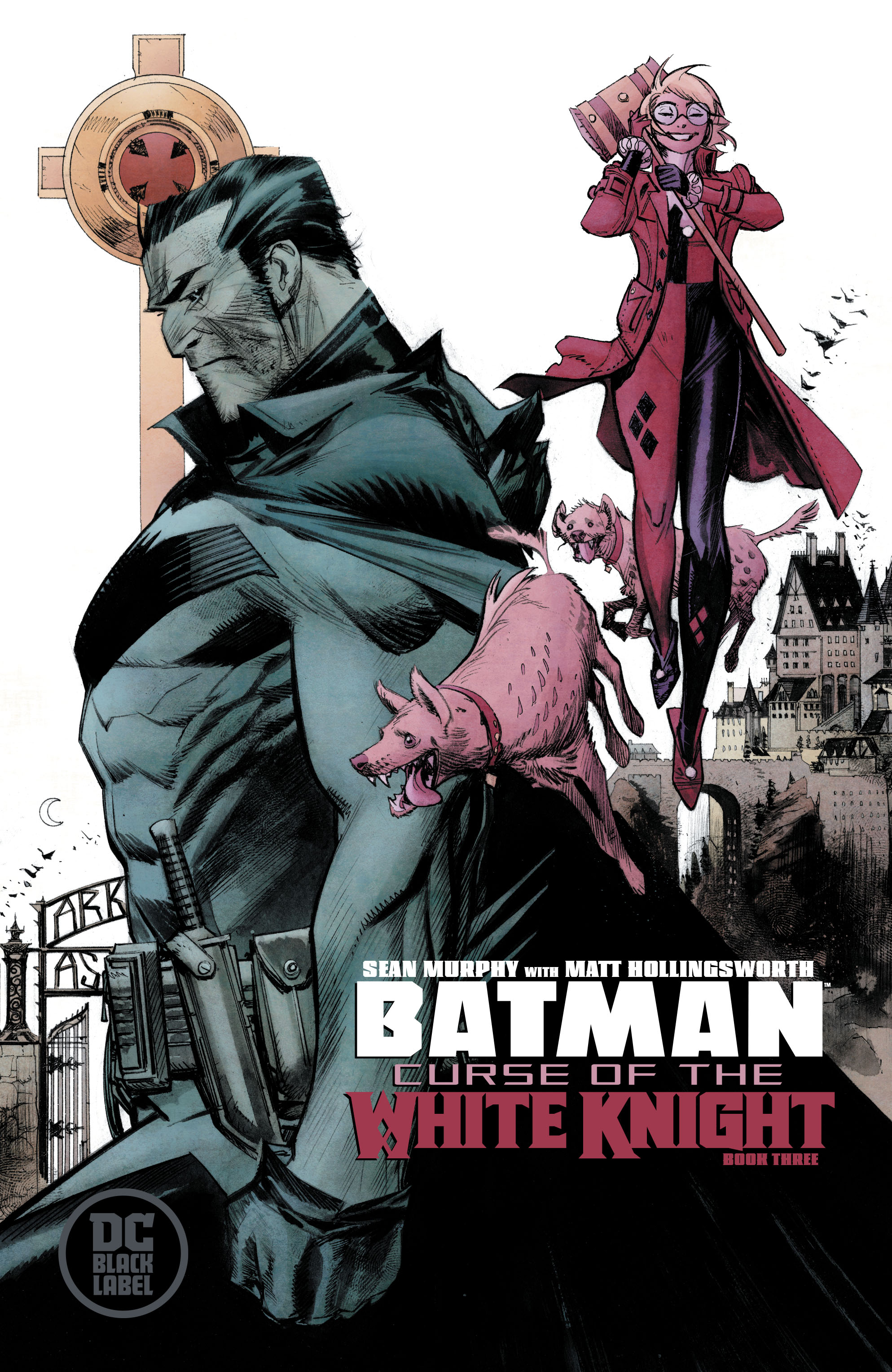 Batman: Curse of the White Knight Vol 1 3