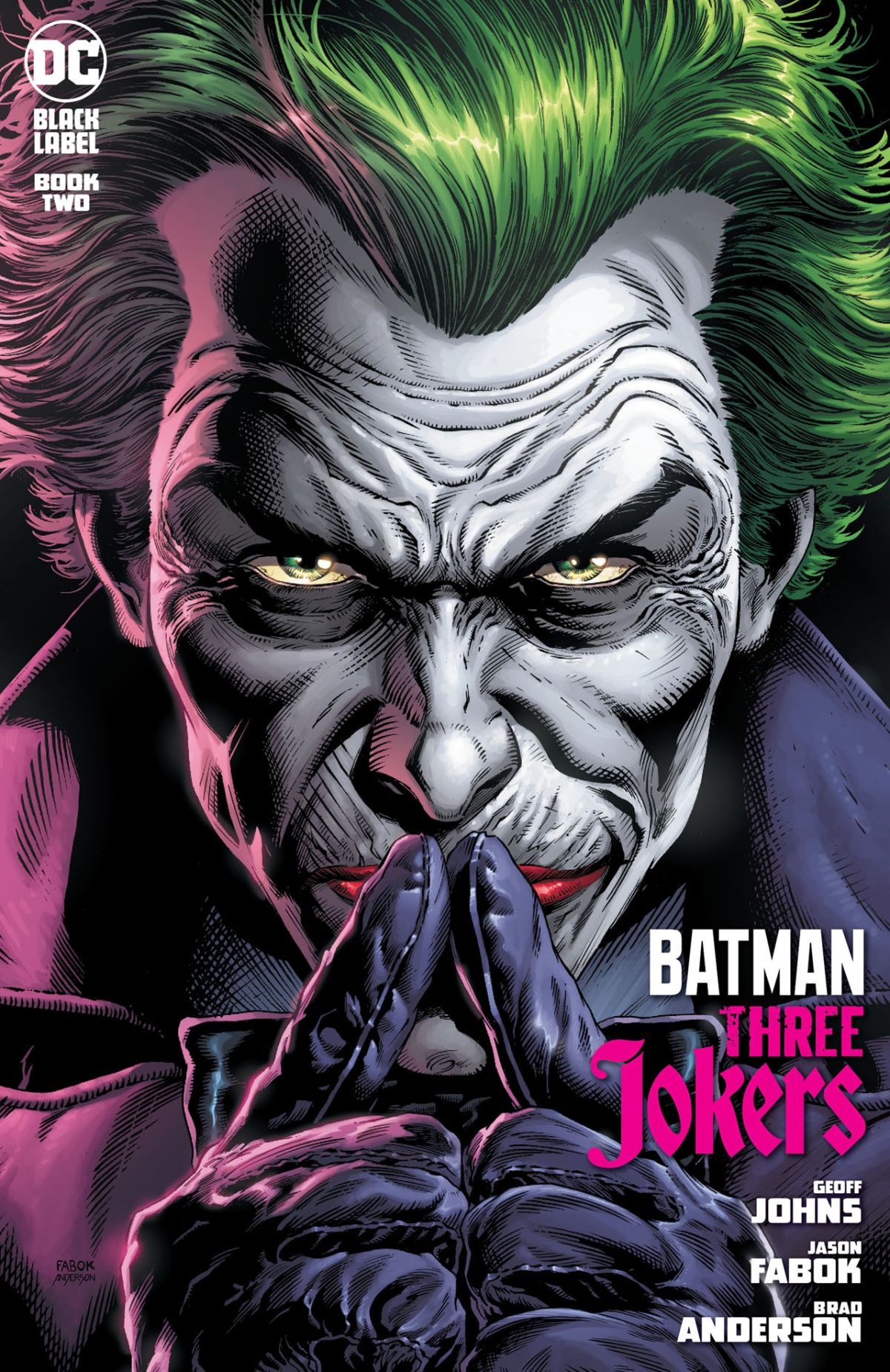 Batman: Three Jokers Vol 1 2