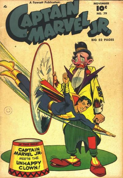 Captain Marvel, Jr. Vol 1 79