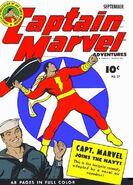 Captain Marvel Adventures Vol 1 27