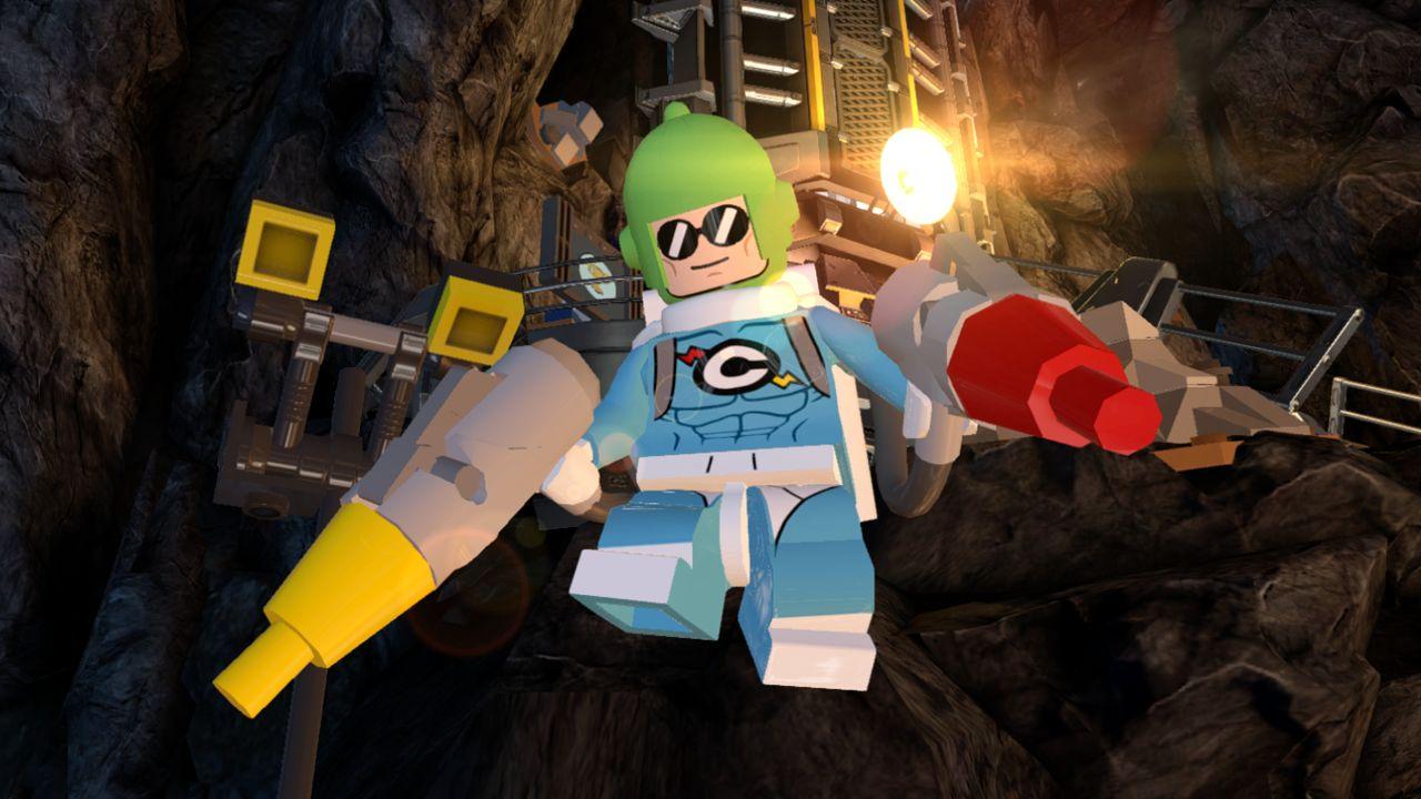 Buddy Standler (Lego Batman)