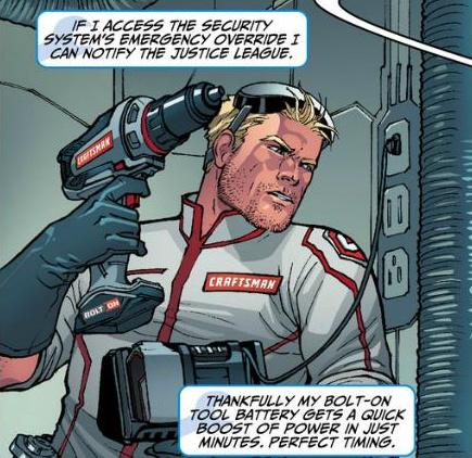 Technician (Prime Earth)