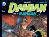 Damian: Son of Batman Vol 1 1