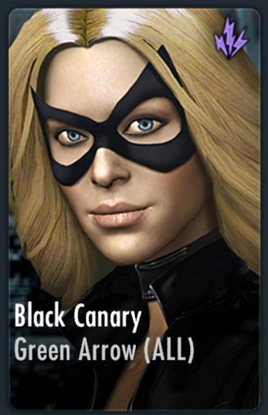 Dinah Lance (Injustice: Earth One)