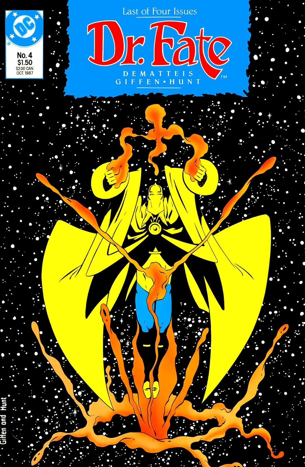Doctor Fate Vol 1 4