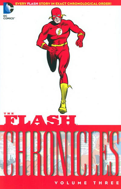 The Flash Chronicles Vol. 3 (Collected)