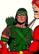 Green Arrow Earth-D 01
