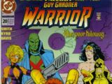 Guy Gardner: Warrior Vol 1 20