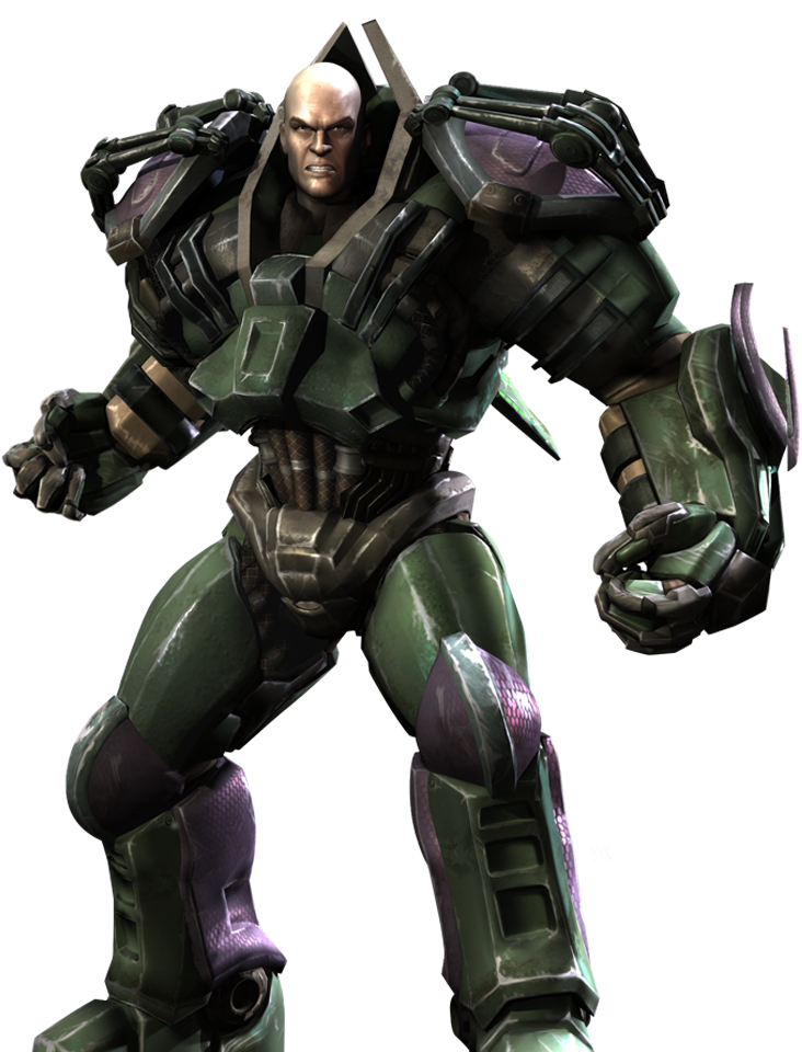 Alexander Luthor (Injustice: Earth One)