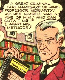 Thomas Moriarty (Earth-Two)