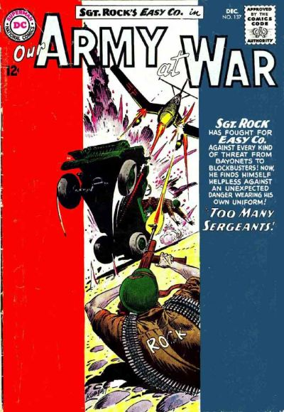 Our Army at War Vol 1 137