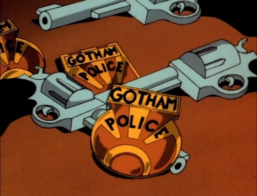 Batman (1992 TV Series) Episode: P.O.V