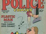 Police Comics Vol 1 75