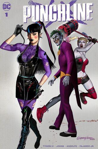 Exclusive Bird City Comics Variant A