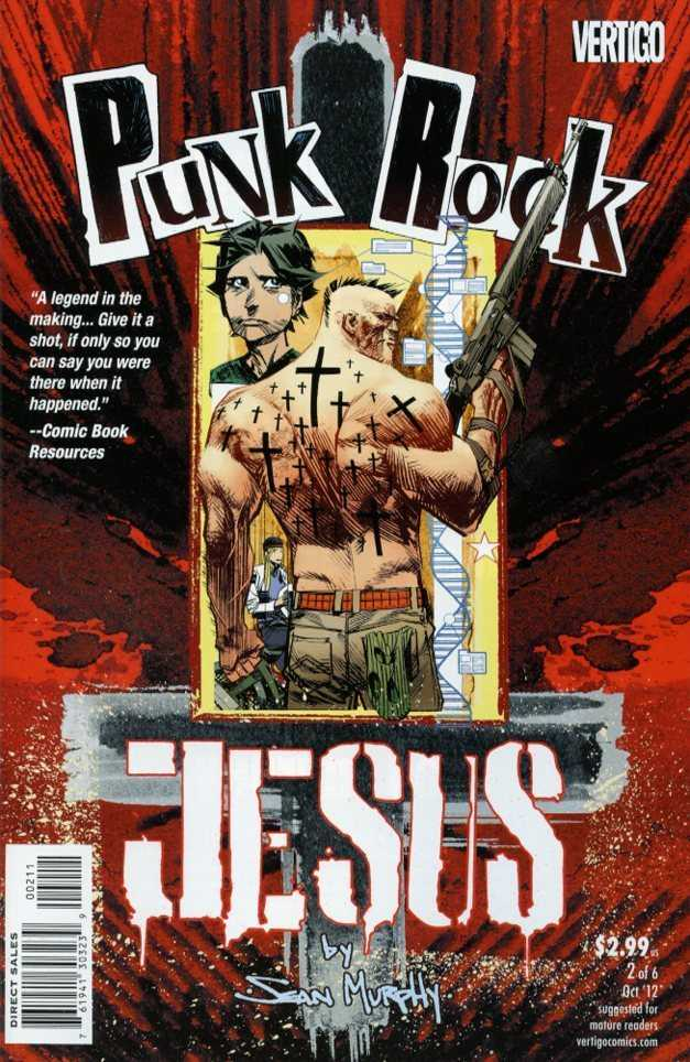 Punk Rock Jesus Vol 1 2
