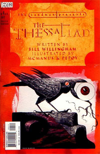 Sandman Presents: The Thessaliad Vol 1 4