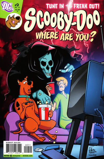 Scooby-Doo, Where Are You? Vol 1 9
