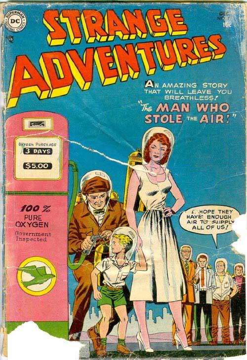 Strange Adventures Vol 1 51