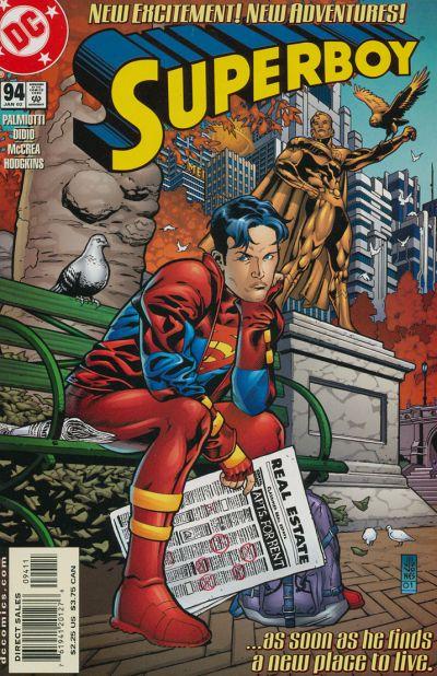 Superboy Vol 4 94