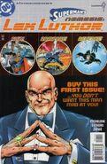 Superman's Nemesis Lex Luthor Vol 1 1
