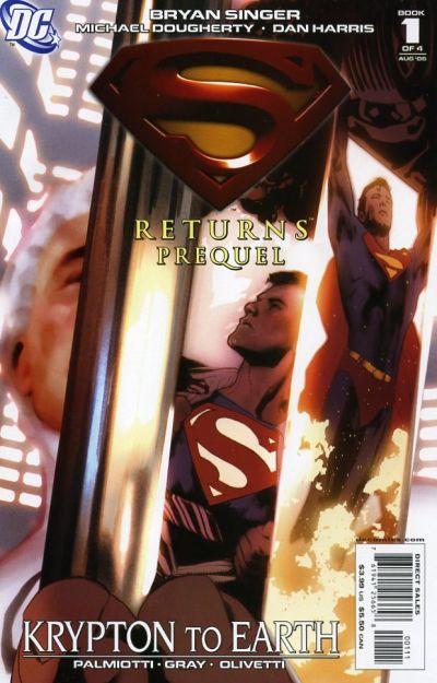 Superman Returns: Prequel Vol 1 1