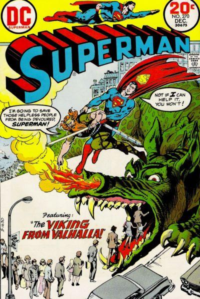 Superman Vol 1 270