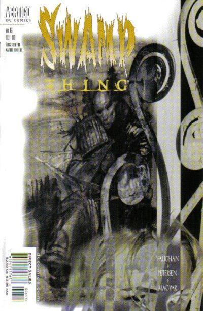 Swamp Thing Vol 3 6