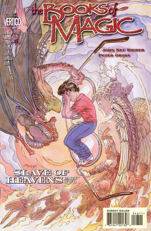 The Books of Magic Vol 2 46