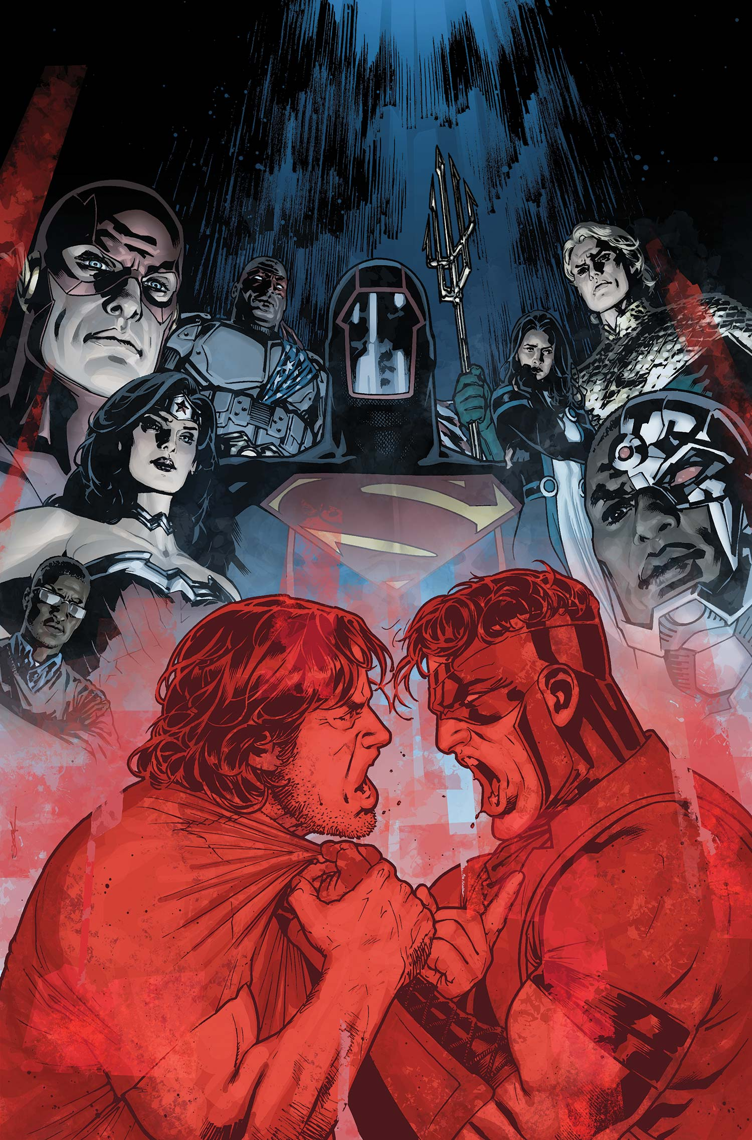 Justice League (Futures End)/Gallery