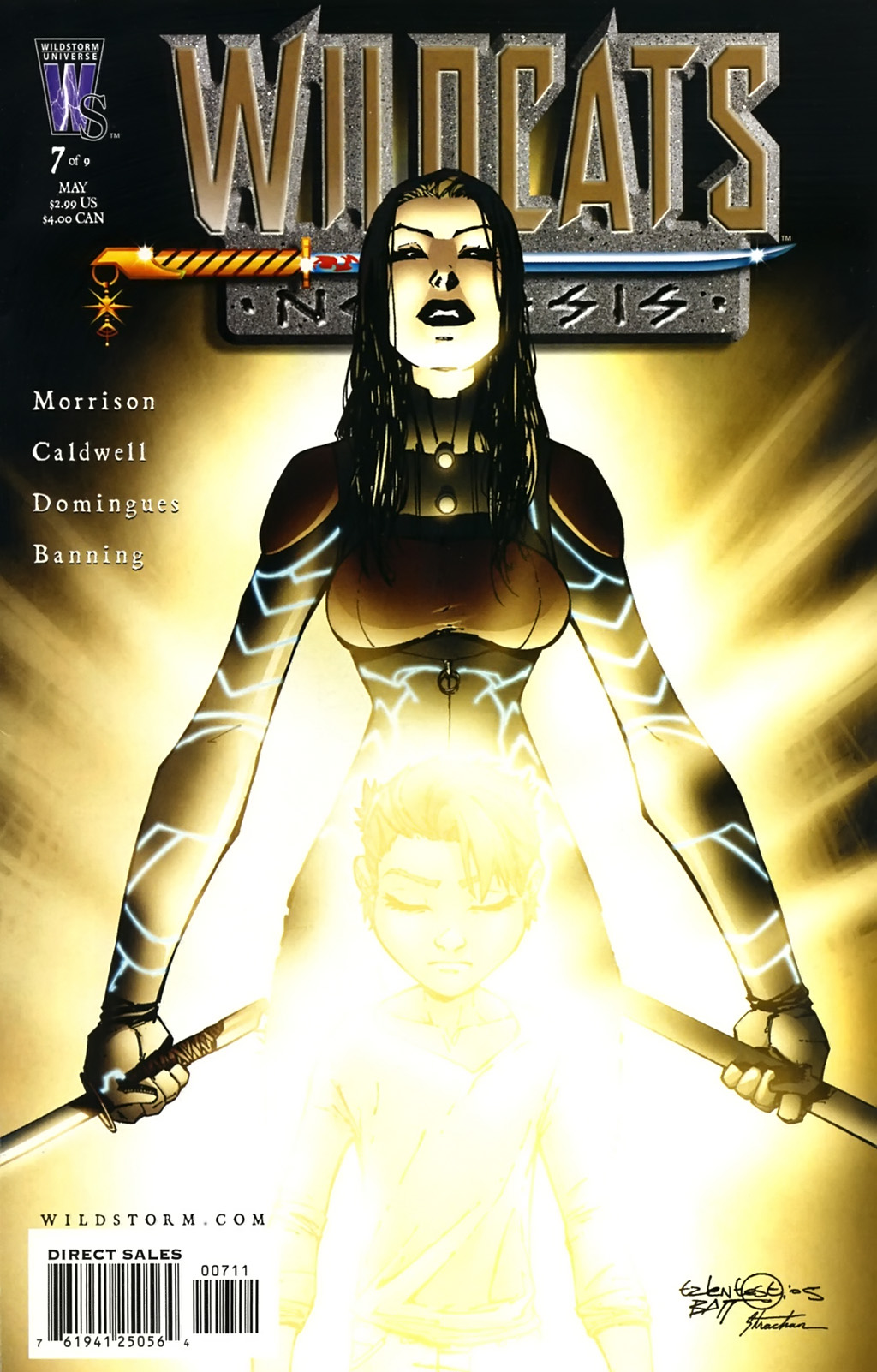 Wildcats: Nemesis Vol 1 7