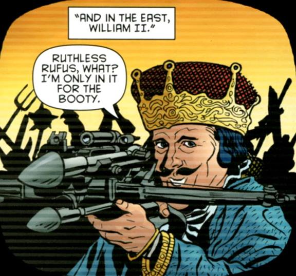 William II of England (New Earth)