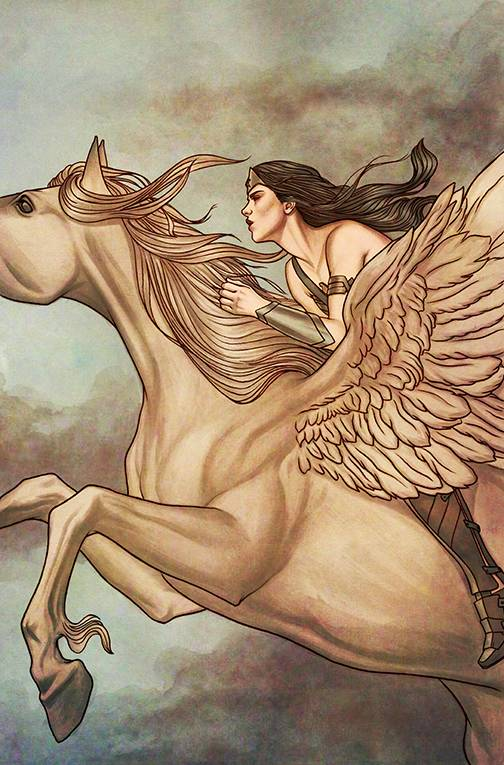 Pegasus (Prime Earth)