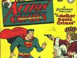 Action Comics Vol 1 110