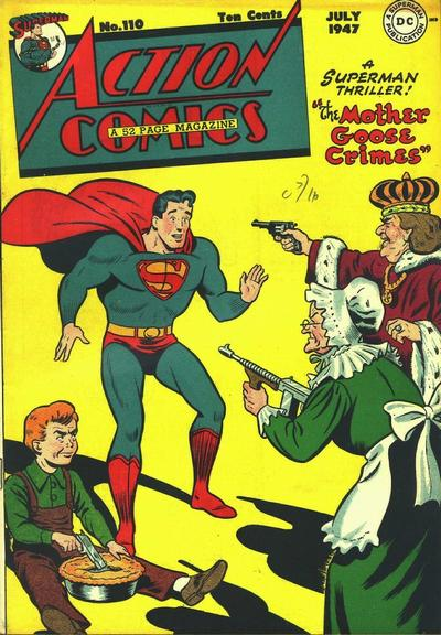 Action Comics Vol 1 110