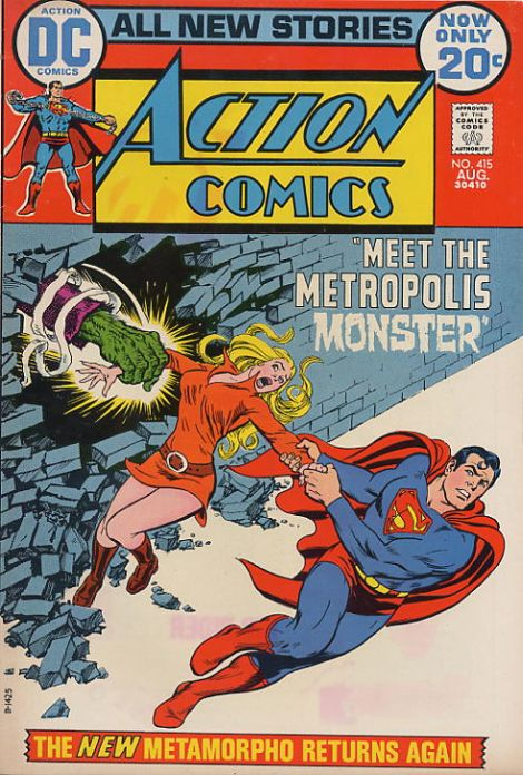 Action Comics Vol 1 415
