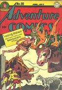 Adventure Comics Vol 1 98