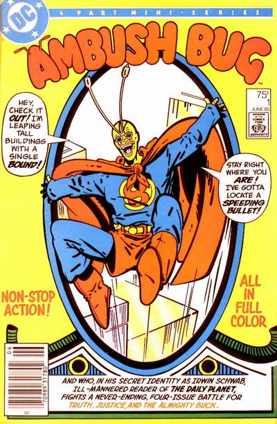 Ambush Bug Vol 1 1