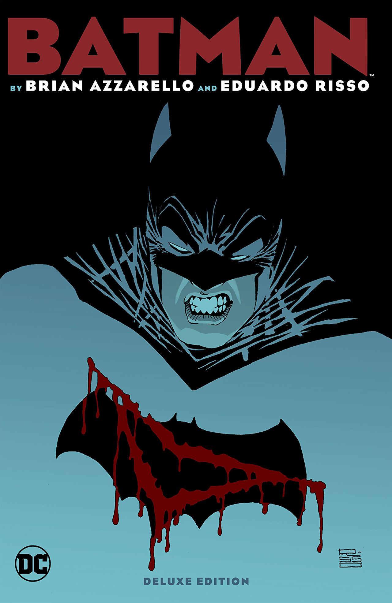 Batman by Brian Azzarello & Eduardo Risso Deluxe Edition (Collected)