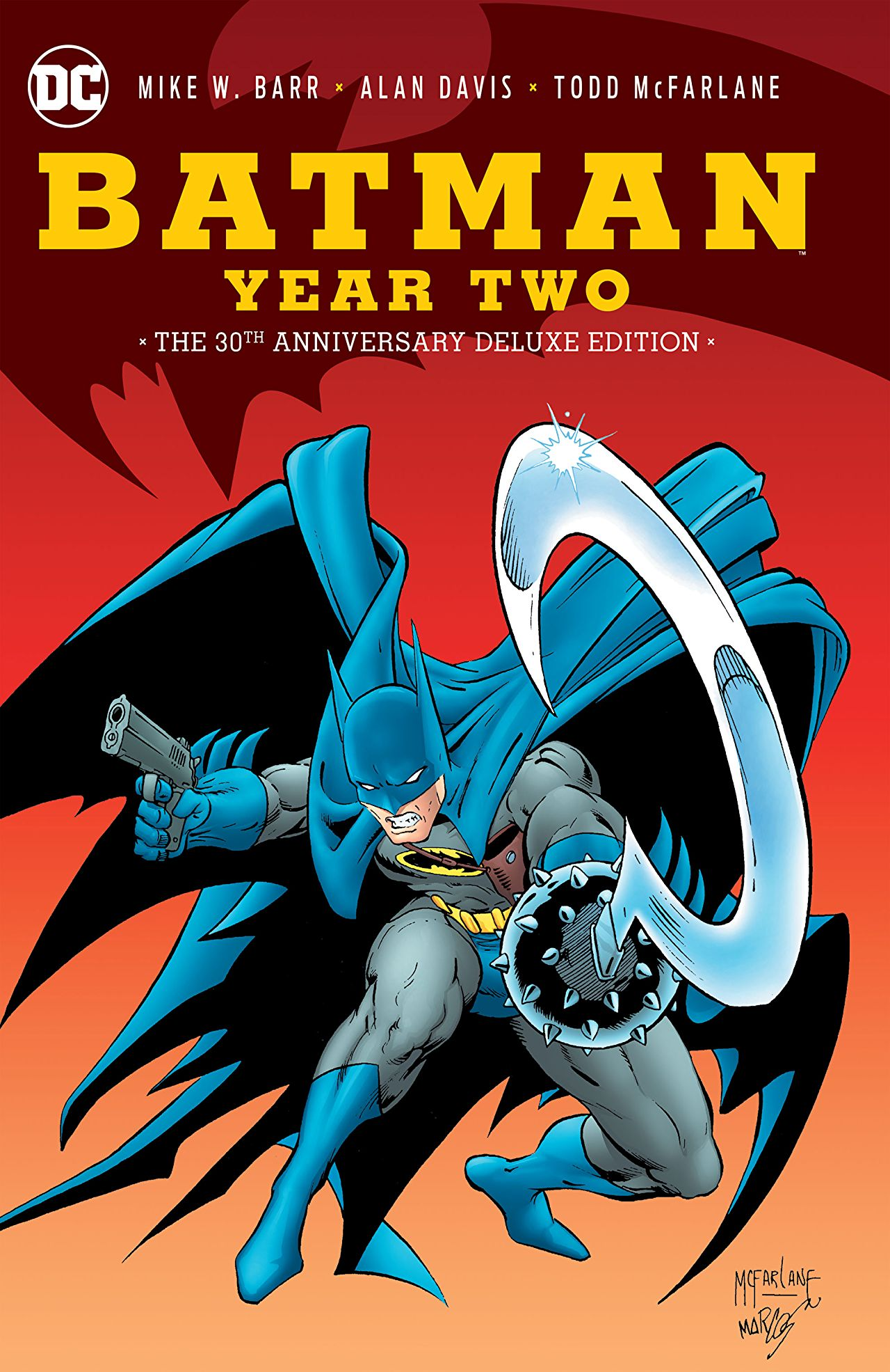Batman: Year Two - 30th Anniversary Deluxe Edition (Collected)