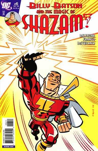 Billy Batson and the Magic of Shazam! Vol 1 6