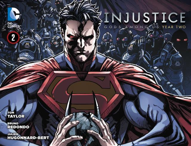 Injustice: Gods Among Us: Year Two Vol 1 2 (Digital)