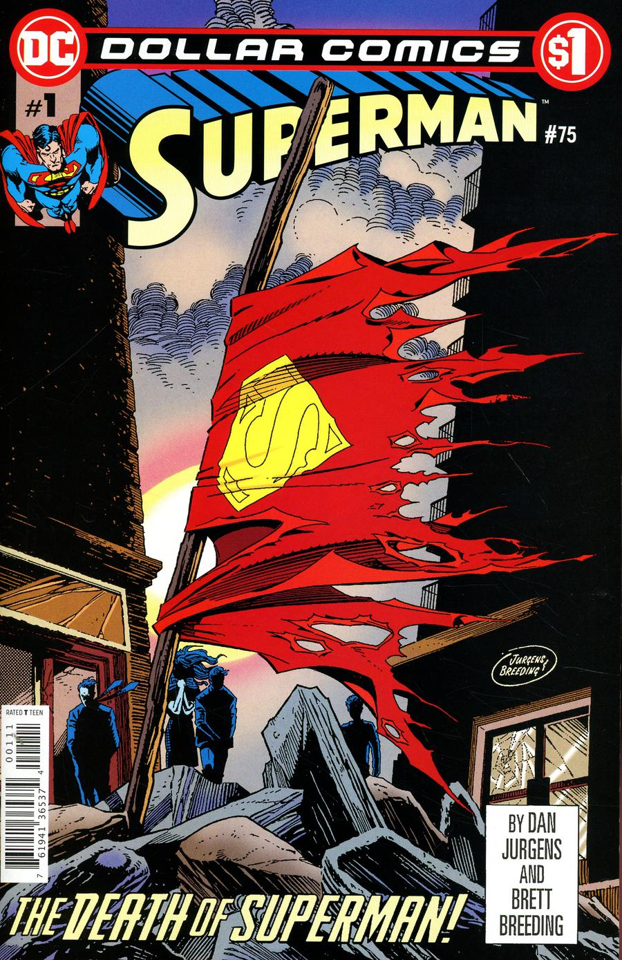 Dollar Comics: Superman Vol 2 75