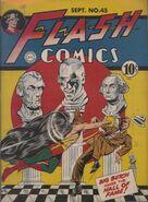 Flash Comics 45