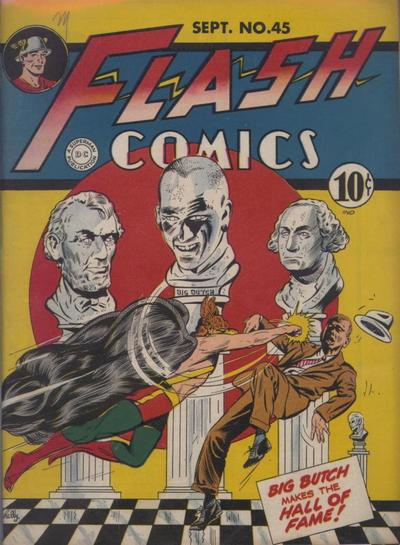 Flash Comics Vol 1 45