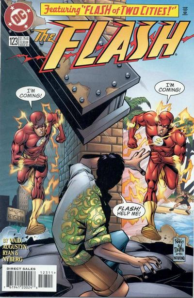 The Flash Vol 2 123
