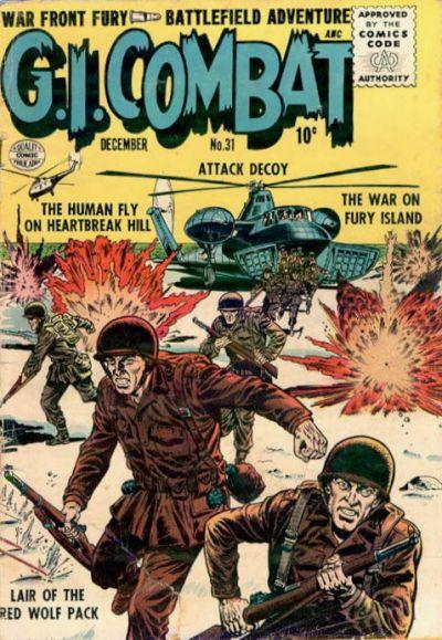 G.I. Combat Vol 1 31