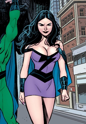 Georgia Sivana (Earth 5)